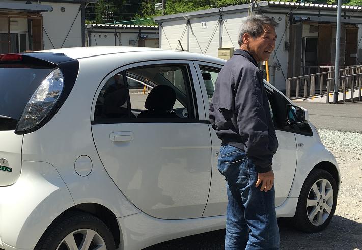 高齢者ドライバーの社会問題に取り組んでいます